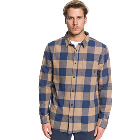 Quiksilver Motherfly Flanelipaita Miehet, caribou motherfly